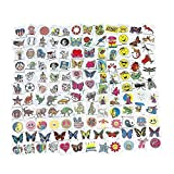 Temporary Tattoos - Grand Assortment - 1500 Pieces