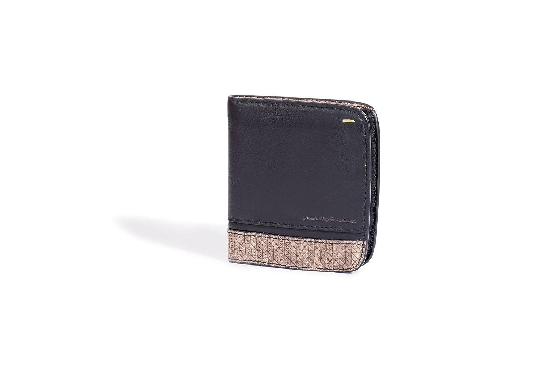 Pininfarina folio portafoglio 8c verticale - noce NPKFL00302