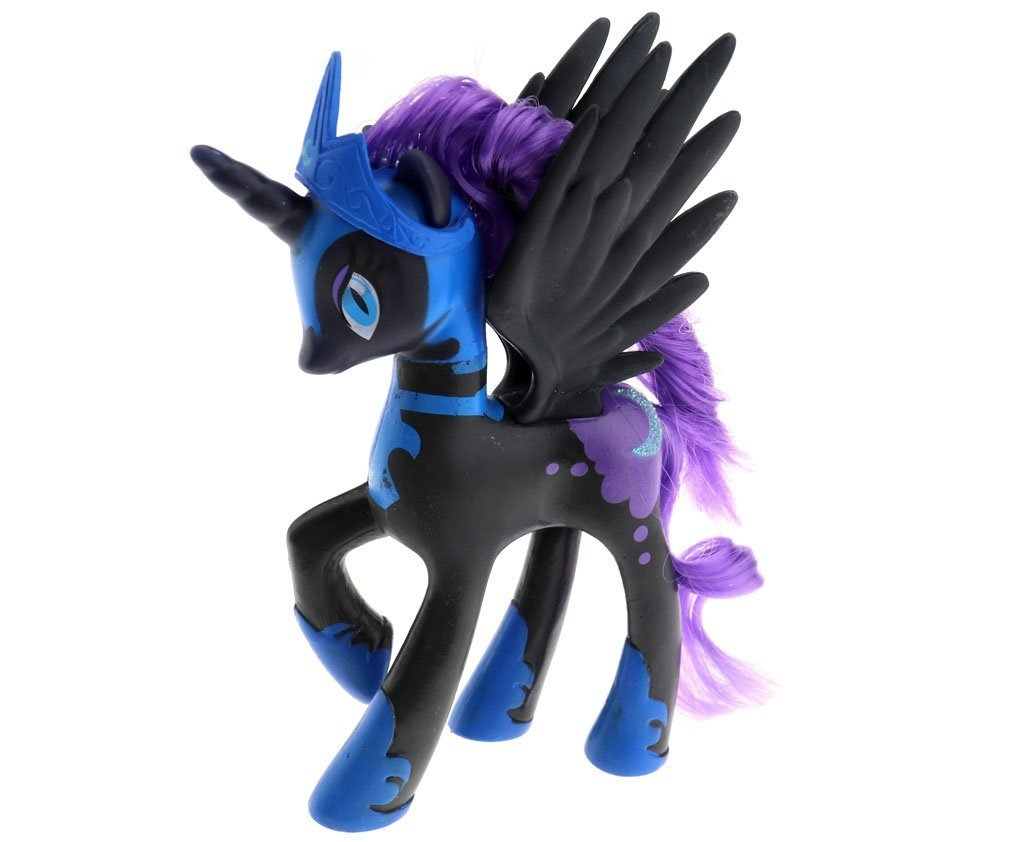 Juguete infantil My Little Pony Princess Celestia Twilight Sparkle Luna Moon, Twilight Princess: Amazon.es: Jardín