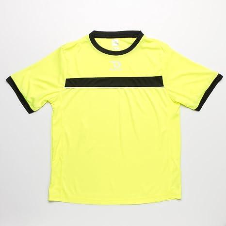 Dafor Camiseta Fútbol Amarillo Niño (6-16) (Talla: 14): Amazon.es: Deportes y aire libre