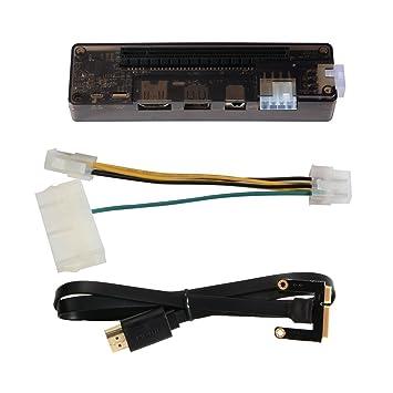 EXP GDC Laptop Tarjeta de Video Independiente Externa Tarjeta ...