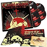 Behind The Wall Of Doom ( 3 Cd & 2 Dvd B...