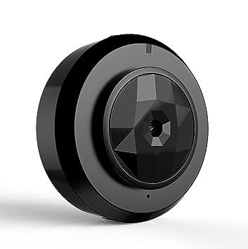 Cámara Inteligente Hogareña Remota HD Interfaz USB Espera Larga Sin Luz Cámara De Visión Nocturna Mini