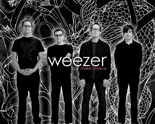 Weezer Rock Band Concert Poster #5 Home Decor 16x20 Inches