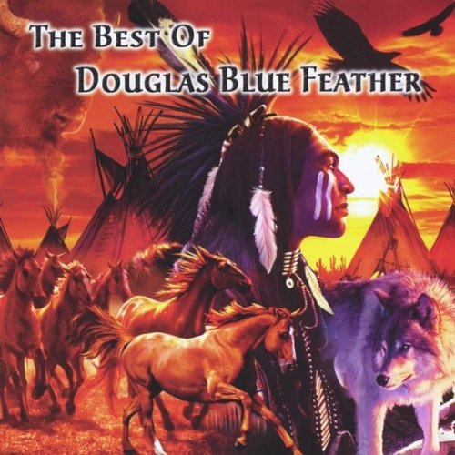 UPC 015882071604, Best of Douglas Blue Feather