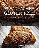 Bread Machine  Gluten Free: 13 Delightful Gluten Free Recipes For Your Bread Machine