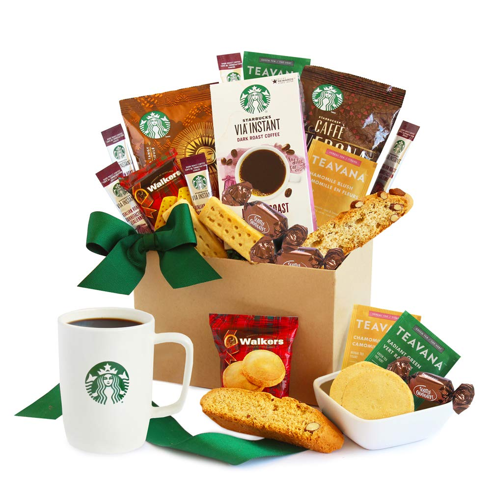 California Delicious Give Thanks with Starbucks