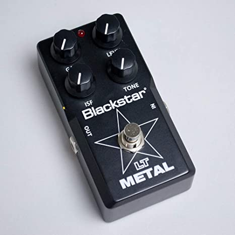 Blackstar LT Metal · Pedal guitarra eléctrica: Amazon.es ...