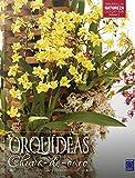 capa de Orquídeas Chuva-de-Ouro - Volume 5. Coleção Rubi