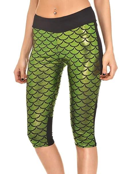 Amazon.com: OTW Legging - Pantalones de yoga de cintura alta ...
