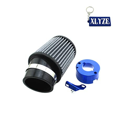 Amazon.com: XLYZE Air Filter & Adapter Kit For Predator 301cc 420cc on golf carts pull type, golf car boat, shoes boat,