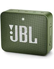 JBL GO2 Waterproof Ultra Portable Bluetooth Speaker - Green