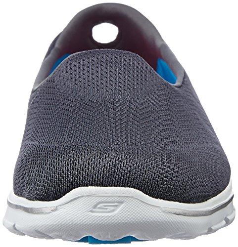 Sneakers Skechers Walk 3 Skechers Go basses Char nbsp;insight Go femme q7TYg7