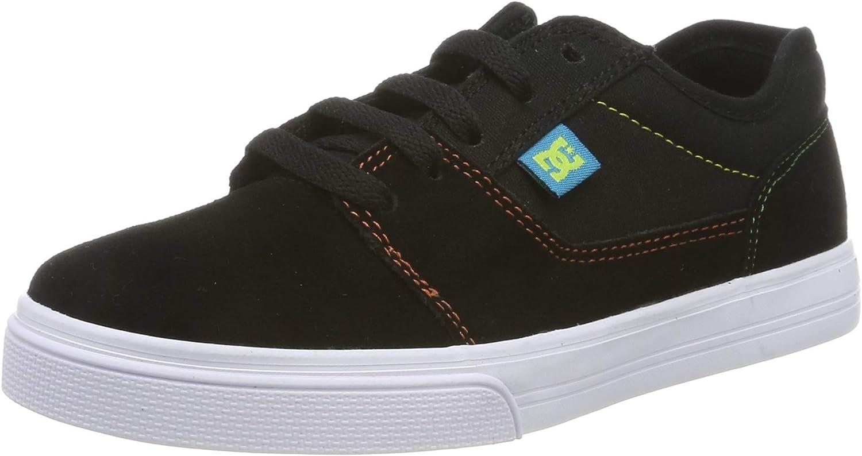 DCSHI Zapatillas de Skateboard para Ni/ños DC Shoes Tonik-Shoes For Boys