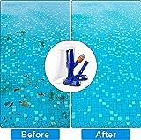 Portable Pool Vacuums Mini Jet Underwater Cleaner