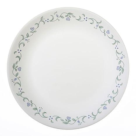 Corelle Livingware Country Cottage 10-1/4\u201d Dinner Plate (Set of 4  sc 1 st  Amazon.com & Amazon.com   Corelle Livingware Country Cottage 10-1/4\