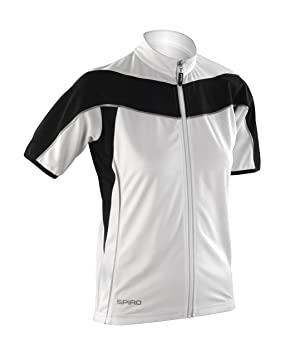 153abf34a Spiro women s full zip top short sleeve cycling jersey