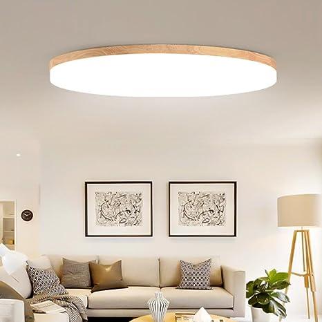 Lozse camera da letto di legno plafoniera soggiorno moderno illumina ...