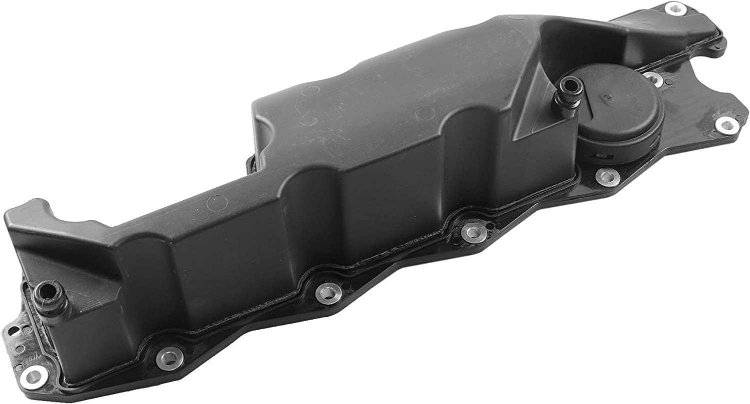 MOSTPLUS 31319642 30731234 Engine Valve Cover Oil Trap w//Gasket Compatible for 03-16 Volvo XC60 XC70 XC90 S80 V70