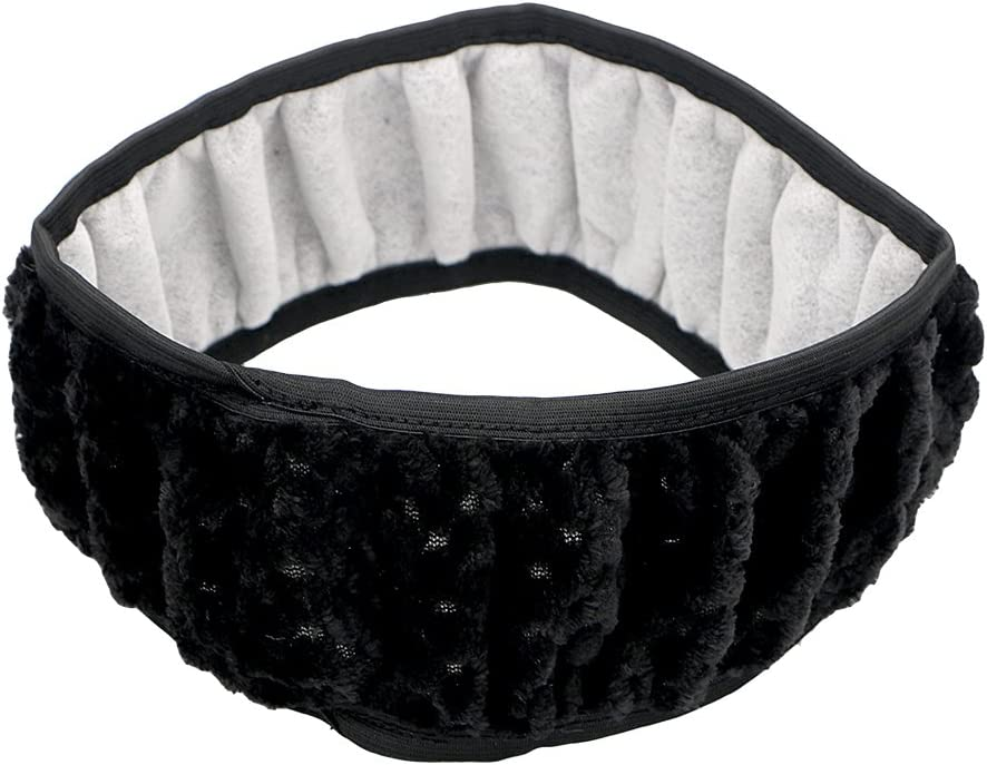 Black Winter Car Steering Wheel Cover Soft Warm Plush Covers Car-styling Universal Pearl Velvet Auto Decoration
