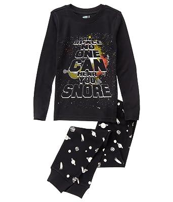 c54d170f4 Amazon.com: Crazy 8 Boys' Big Li'l Long Sleeve Pajamas: Clothing