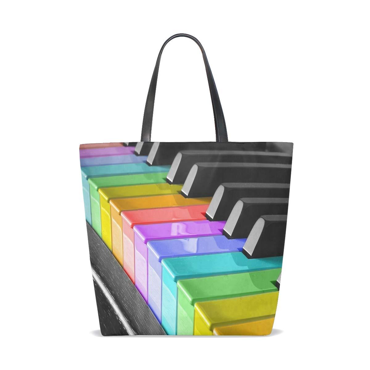 Amazon.com   Rainbowified Tote Bag Purse Handbag Womens Gym ...