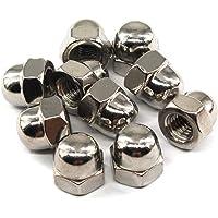 M6 Juego de tuercas hexagonales de acero inoxidable