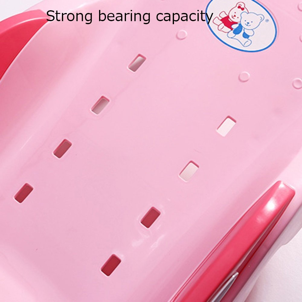 Sedia pieghevole per bambini Sedia per shampoo per bambini Shampoo per bambini regolabile BedYZRCRK