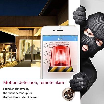 Mini Cámara EspíA Con ImáN HD 1080P CáMaras De Seguridad PortáTiles Para El Hogar DeteccióN De Movimiento VisióN Nocturna Por Infrarrojos VisualizacióN ...