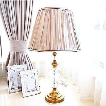 De Simple Modèle Lampe Gh Golden Tablelamp Européen Chambre Chevet eQBdxorCWE