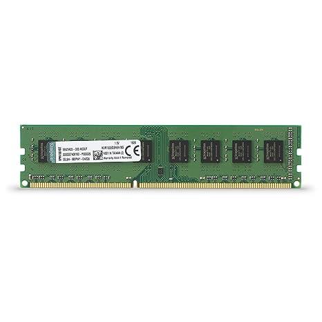 Kingston KVR(1333D3N9H/8G - Memoria RAM de 8 GB (1333 MHz DDR3 Non-ECC CL9 DIMM, 240-pin, 1.5V)