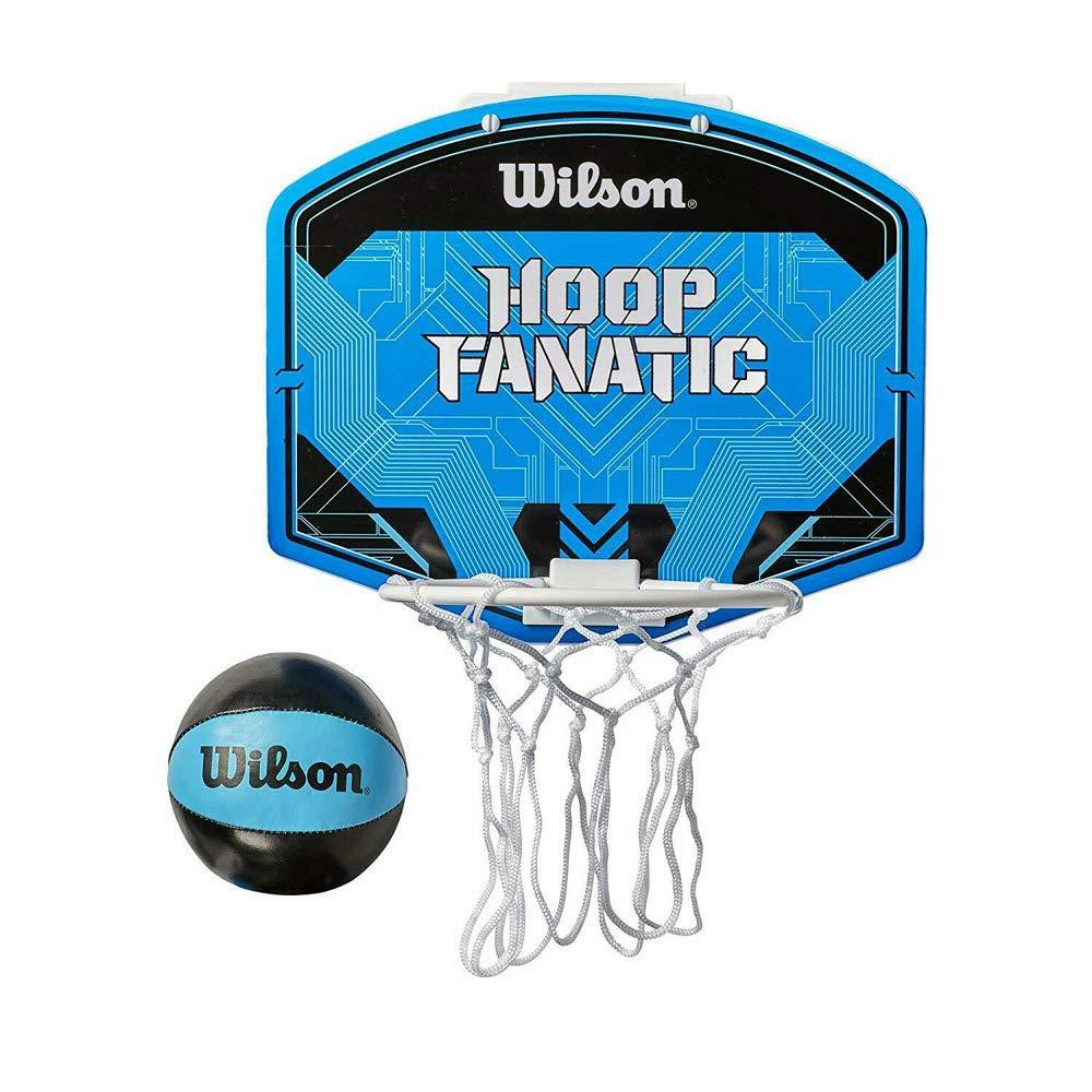 Wilson WTBA00436 Minicanasta de Baloncesto Fanatic Pelota ...
