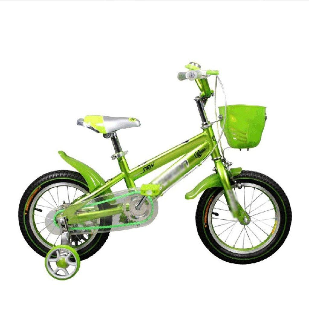 自転車 ボーイマウンテンバイク3 4 5歳ティラントゴールド (サイズ さいず : 14 inch) B07DPPC53R14 inch