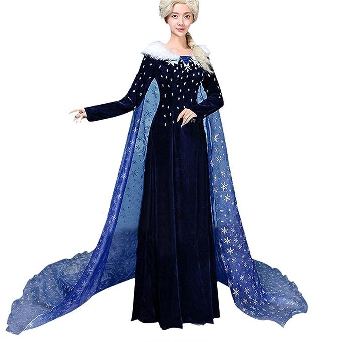 Amazon.com: COSKING - Disfraz de reina para mujer, color ...