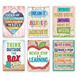 Creative Teaching Press Upcycle Inspire U 6-Poster Pack (7284)