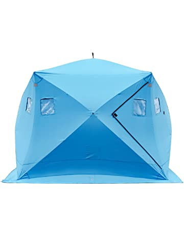 Amazon com: Shelters - Ice Fishing: Sports & Outdoors