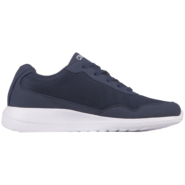 Kappa Share, Sneaker Unisex-Adulto, Blu (6710 Navy/White 6710 Navy/White), 41 EU