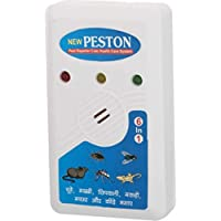 MSE Effective On Mice, Bugs, Lizards, Spiders, Mosquitoes & Pests Ultrasonic Electro Magnetic Pest Repellers For Mosquito, Insect, Mouse & Cockroach