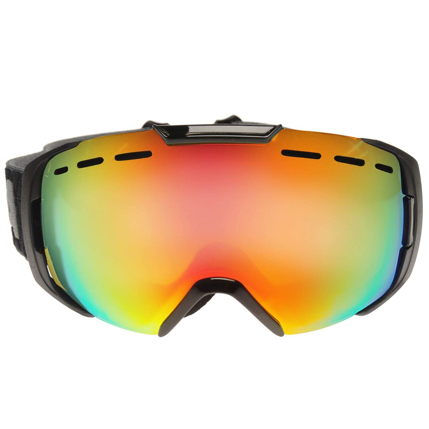 Nevica Mens Whistler Ski Goggles Black  Amazon.co.uk  Clothing 8f231800687