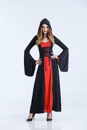 MY Festival de disfraces femeninos Vampiro Zombie Disfraz de ...