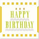 moovin メッセージカード ムービーを贈れる インスタントムービーカード FILM Happy Birthday