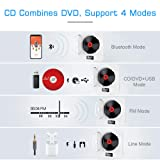CD Player, DVD Player 2 in 1, CD/DVD Player with