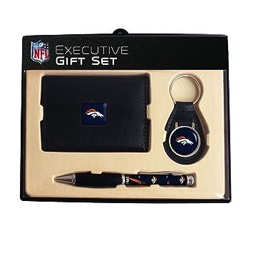 Amazon.com: NFL Trifold – Cartera, llavero y comodidad Grip ...