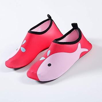 OHQ Zapatos De Agua Calzado para Deportes AcuáTicos Descalzo ...