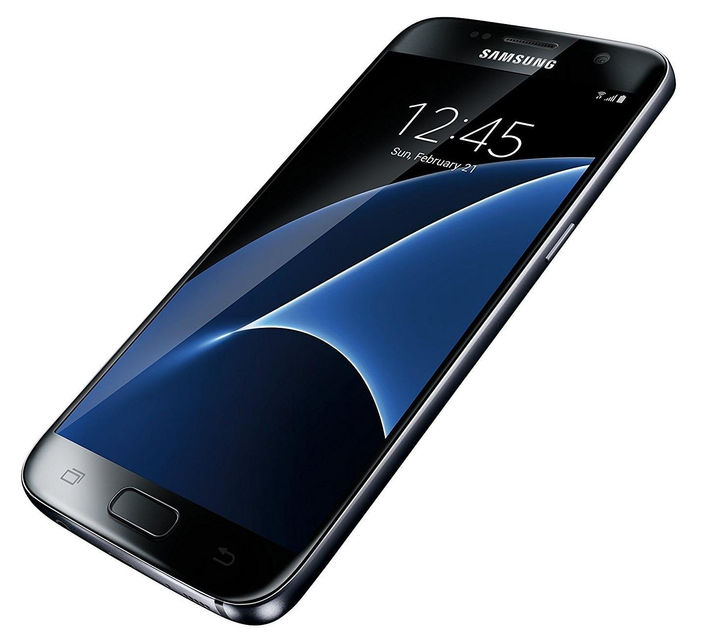 Samsung Galaxy S7 SM-G930T - 32GB - GSM Unlocked - Black Onyx (Certified Refurbished) by Samsung (Image #6)