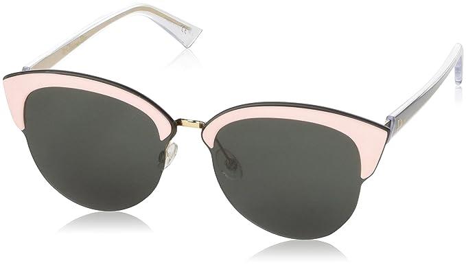 acf2c41db7d8 Image Unavailable. Image not available for. Color: Dior Un Sunglasses BKLQT Rose  Gold ...