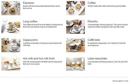 Amazon.com: Miele CM6350 - Cafetera de loto, color blanco ...