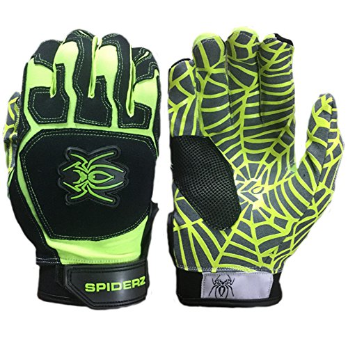 Spiderz Batting Gloves Silicone Spider