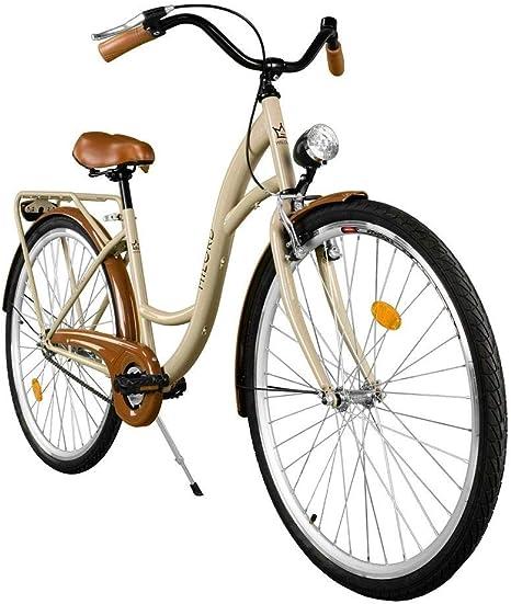 Milord. 2018 Cómoda Bicicleta de ciudad, Bicicleta, 1 Velocidades ...