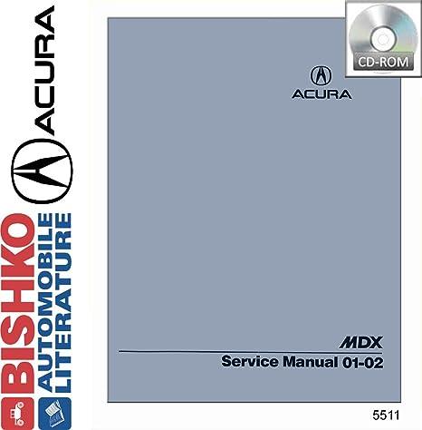 2002 acura mdx service manual